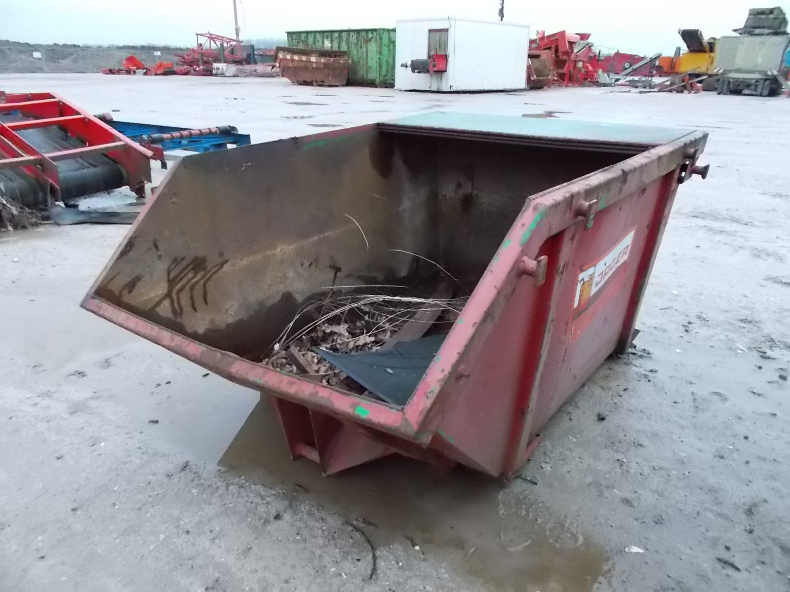 Vuilcontainer