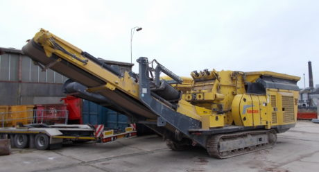Keestrack crusher R3 for sale